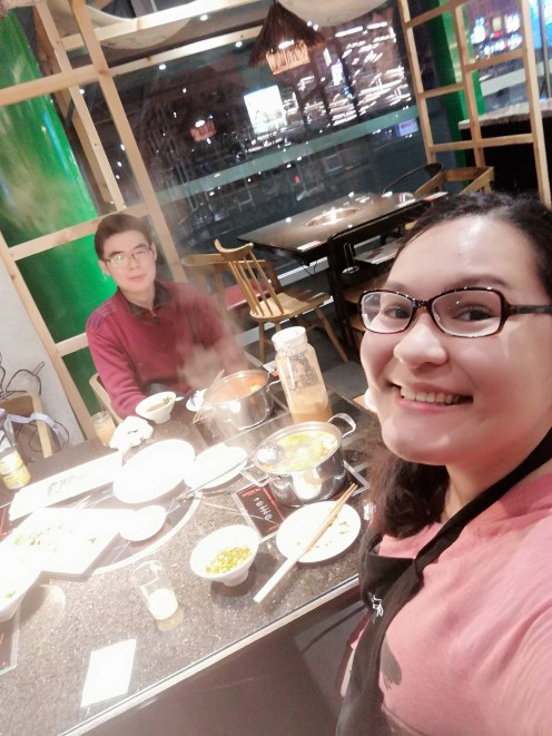 Chengdu Hotpot is hooot