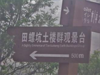 Signage post