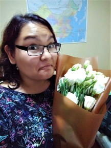 Flowers from William