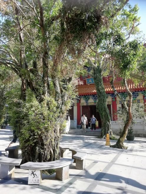Inside Po Lin