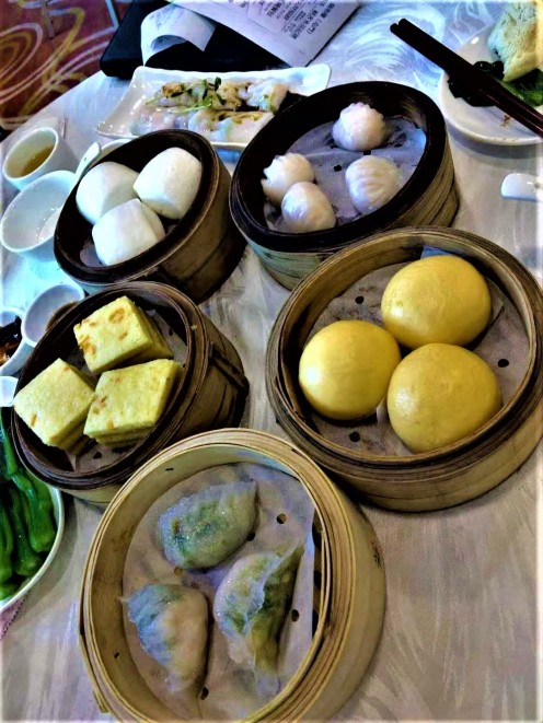 Dimsum at Lingnan Uni