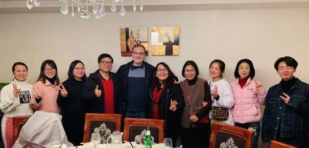 The Lishui Experimental Primary School Teachers